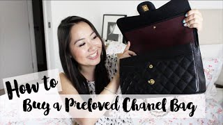 How and Where To Buy Pre-Loved Chanel Bags