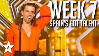 Spain's Got Talent 2021 AUDITIONS | WEEK 7 | Got Talent Global