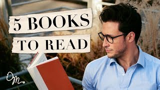 5 Books That'll Change Your Life | Book Recommendations | Doctor Mike - Video Youtube
