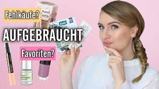 FEHLKÄUFE UND FAVORITEN Mai 2020 | Produkte aufgebraucht | Balea, Beautymates, Kneipp uvm. | Lubella
