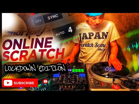 DJ Battle LockDown Edition 2021 - Online Scratching #subscribe #share #like #comment