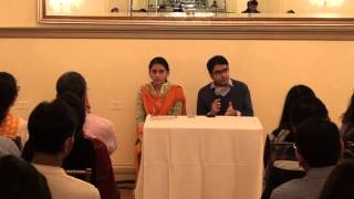 """Exploring the Journey of a Soul"" with Diksharthi Nishaben Kapashi"