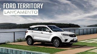 Ford Territory - Lançamento