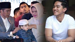 Jan Ethes Temani Jokowi di Apel Akbar Santri Nusantara, Kaesang: Saya Tidak Pernah Diajak Lagi