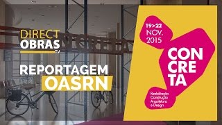 Oasrn #Concreta2015