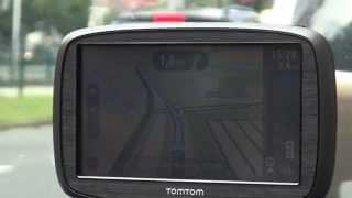 TomTom GO 50 - Praxistest, TomTom Traffic, Fahrspurassistent, Karten, Funktionen - 2014 HD