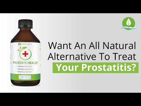 Prostatitis Hasznos termékek Prosztata- kezelő tabletta