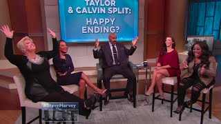 The Panel: Taylor Swift is not buying the happy ending    STEVE HARVEY