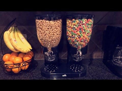 Dispensador de cereal - Cereal dispenser 🥣