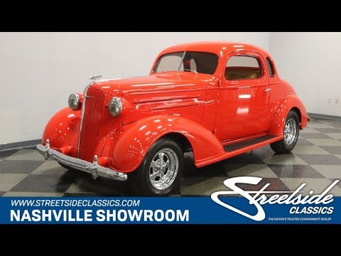 Video of Classic '36 Automobile Offered by Streetside Classics - Nashville - PHE7
