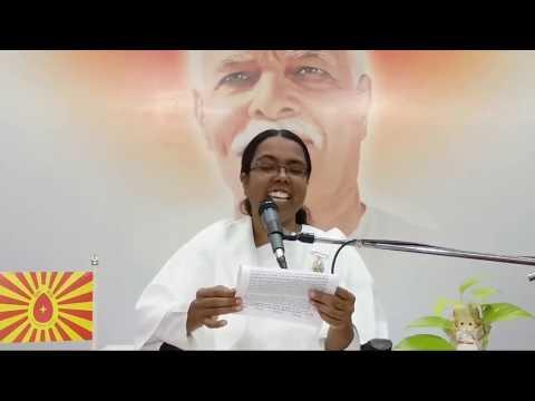 07-01-2019 Murli Malayalam Live | Brahmakumaris | Rajayoga Meditation | Shivajyothibhavan Palakkad
