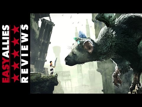 The Last Guardian - Easy Allies Review - YouTube video thumbnail