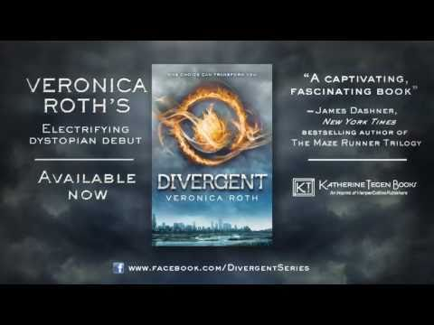 Divergent By Veronica Roth Book Trailer