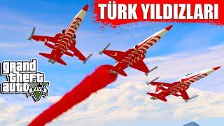 GTA 5 TÜRK YILDIZLARI GÖSTERİSİ !!