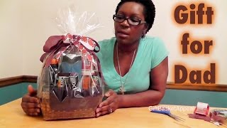 How To Make A Fathers Day Gift Basket - Giftbasketappeal