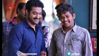 Making Jr. NTR's Rabasa- Samantha - Happy Birthday NTR