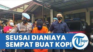 Tega Suami di Bandung Aniaya Istri Sahnya Selama 5 Jam, Masih Sempat Minta Dibuatkan Kopi