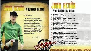 Juan Acuña 🎶💿🇲🇽 Corridos De Puro Pico
