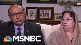 Khan: GOP Leaders Should Repudiate Donald Trump  | The Last Word | MSNBC thumbnail