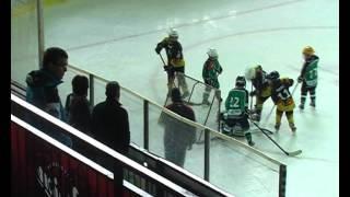 U8 HK Slavija Junior : HK Olimpija2, turnir Bled Marec 2012/13