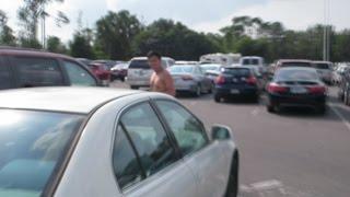 NUDE IN PUBLIC PARKING LOT (Vlog #44)