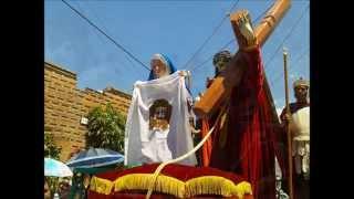 preview picture of video 'SEMANA SANTA 2012  EN SANTA ANA MAYA, MICH.'