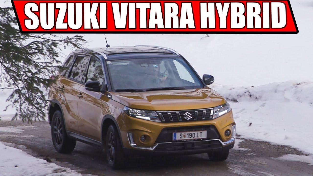 Suzuki Vitara Hybrid - Test