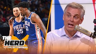 Colin Cowherd picks the best duos in the NBA Bubble | THE HERD