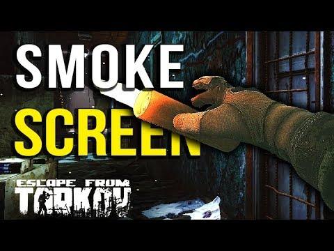 Smoke Screen ft  Deadlyslob | Escape From Tarkov | Stream