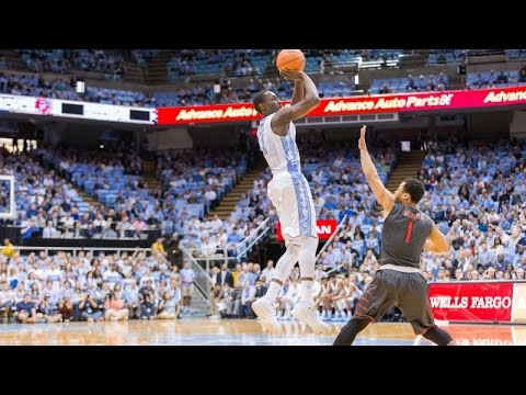Video: Highlights - UNC Tops Fairfield 92-65