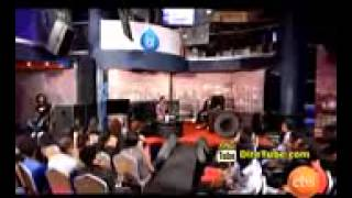 Ethiopian Comedy By Alex On Seifu Fantahun Show 2013