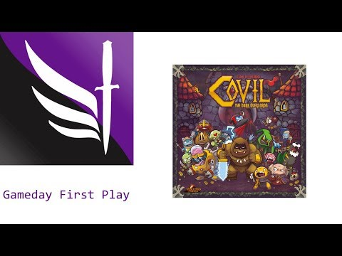 Covil: The Dark Overlords - Gameday First Play