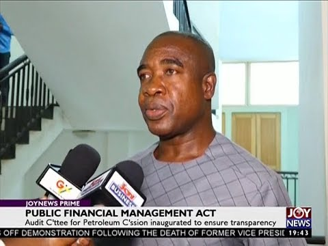 Public Financial Management Act  – Joy News Prime 29 6 18