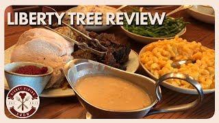 Liberty Tree Tavern Dinner Review   Disney Dining Show   11/24/17