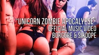 """Borgore -  """"Unicorn Zombie Apocalypse"""" - Clip Vidéo"""