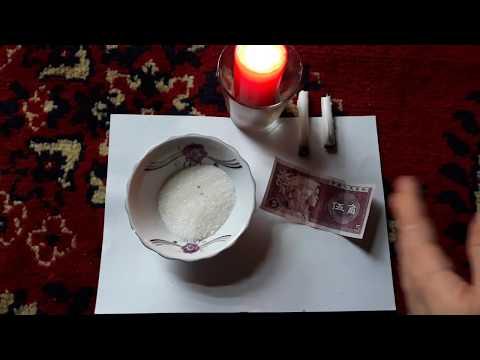 Ритуал на успешную быструю благополучную сделку