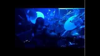 Hellhammer (Drum cam) / ARCTURUS @ Nosturi, Helsinki 7.2.2015