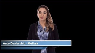 Automobile Dealership - Melissa