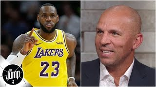 Jason Kidd comments on Lakers' coaching job, how he developed his jumper, more | The Jump