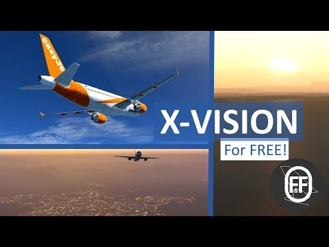 XPlane 11 - Photorealistic Graphics - FSEnhancer beta
