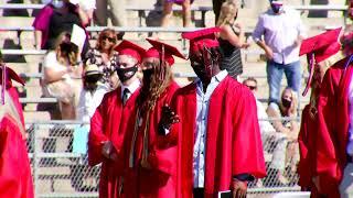 Eaglecrest High School Graduation  |  2020