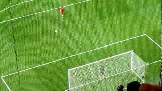 Real Madrid - FC Bayern 25.04.2012 - Elfmeterschiessen