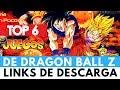 Top 6 Juegos De Dragon Ball Z Para Pc Verox Pivigames