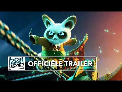 Familiefilm 'Kung Fu Panda 3' draait in de bioscoop van De Meerpaal