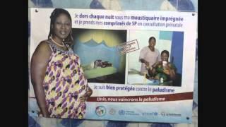 FADAL DEY chante pour la lutte contre le Paludisme