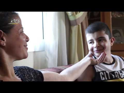Liban : une école pour enfants handicapés à la frontière avec la Syrie