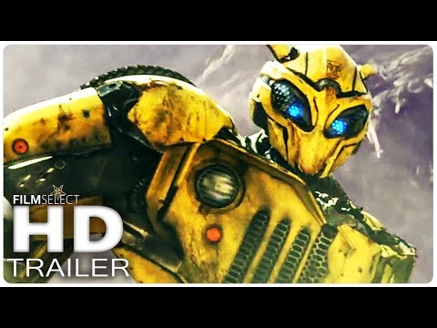 BUMBLEBEE Trailer (Transformers 2018)