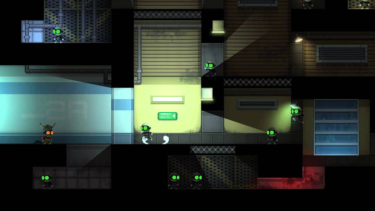Stealth Inc 2: A Game of Clones arrives on PS4, PS3 and PS Vita tomorrow