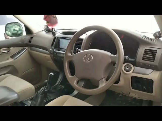 Toyota Prado TX 2.7 2002 for Sale in Lahore