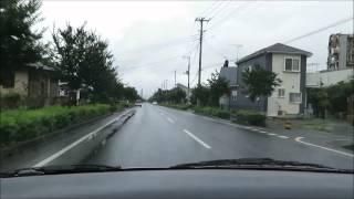 埼玉日高さるすべり街道